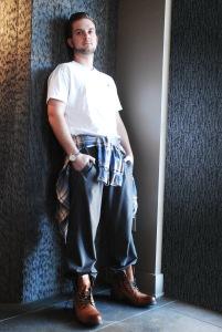 Nick Pool Side Tan Leather 1